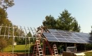 14.4 KW Solar Array, Pittstown NJ