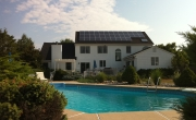 9.8 KW solar array West Windsor NJ