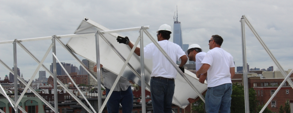 Solar Thermal Hoboken NJ